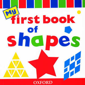 My First Book of Shapes - Peter Patilla - cover