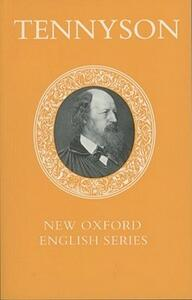 Selected Poems: Lord Alfred Tennyson - Alfred Tennyson - cover