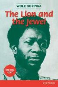 The Lion and the Jewel - Wole Soyinka - cover
