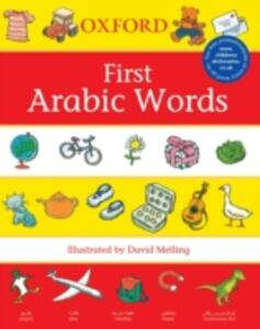 First Arabic Words - cover