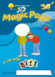 Oxford Reading Tree: Magicpage: Levels 3 - 5: Chip and Me: I Can Books Pack of 6 - Roderick Hunt,Alex Brychta - cover
