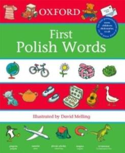 First Polish Words - cover