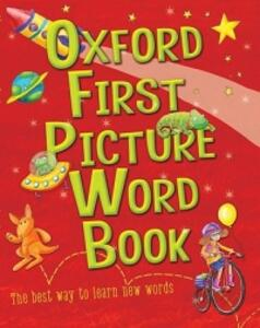 Oxford First Picture Word Book - Heather Heyworth - cover