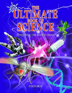 The Ultimate Book of Science: Everything you need to know - Various - cover