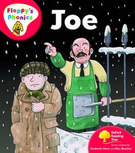 Oxford Reading Tree: Level 4: Floppy's Phonics: Joe - Roderick Hunt - cover