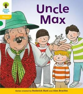 Oxford Reading Tree: Level 5: Floppy's Phonics: Uncle Max - Roderick Hunt - cover