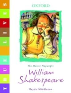 True Lives: Shakespeare - Haydn Middleton - cover