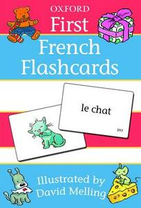 Oxford First French Flashcards - cover