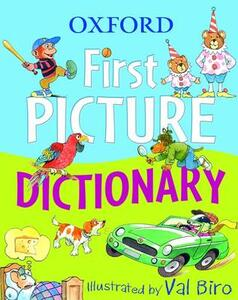 Oxford First Picture Dictionary - cover
