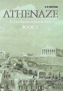 Athenaze: Student's Book II - Maurice Balme,Gilbert Lawall - cover