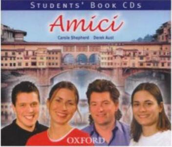 Amici: Audio CDs - Derek Aust - cover