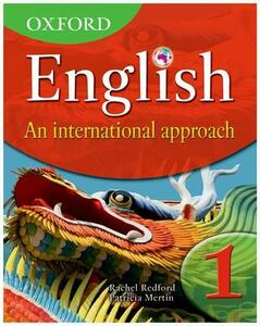 Oxford English: An International Approach Students' Book 1 - Rachel Redford - cover