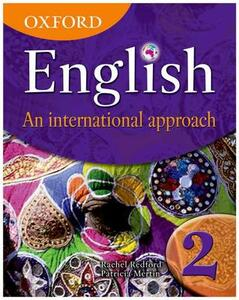 Oxford English: An International Approach, Book 2 - Rachel Redford - cover