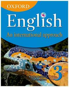 Oxford English: An International Approach, Book 3 - Rachel Redford,Eve Sullivan - cover