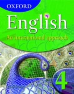 Oxford English: An International Approach Student Book 4 - Rachel Redford - cover
