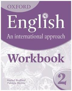 Oxford English: An International Approach: Workbook 2 - Mark Saunders - cover
