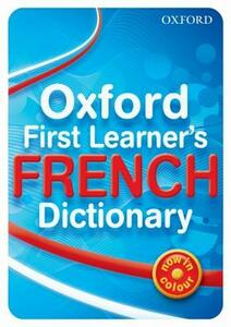 Oxford First Learner's French Dictionary - cover