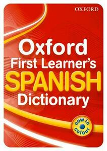 Oxford First Learner's Spanish Dictionary - cover