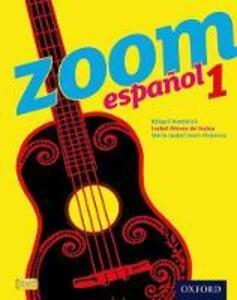 Zoom espanol 1 Student Book - cover
