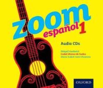 Zoom espanol 1 Audio CDs - cover