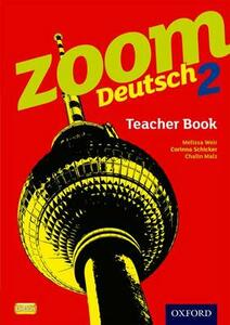 Zoom Deutsch 2 Teacher Book - Melissa Weir - cover