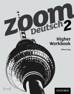 Zoom Deutsch 2 Higher Workbook (8 Pack) - cover