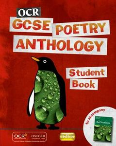 OCR GCSE Poetry Anthology Student Book - Coleman,Angela Topping,Mel Peeling - cover