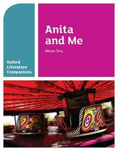 Oxford Literature Companions: Anita and Me - Alison Smith - cover
