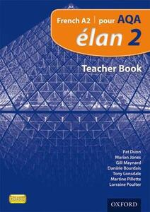 Elan: 2: Pour AQA Teacher Book - Pat Dunn,Marian Jones,Gill Maynard - cover