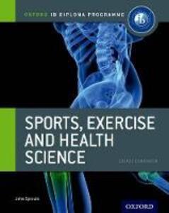 Ib course book: sports, exercise & health. Per le Scuole superiori. Con espansione online - cover