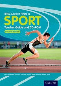 BTEC Level 2 Firsts in Sport Teacher Guide - Darrel Barsby,Ian Wood,Ray Barker - cover