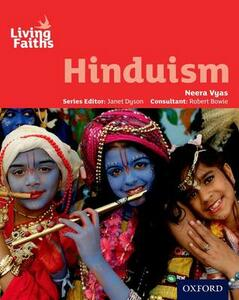 Living Faiths Hinduism Student Book - Neera Vyas - cover