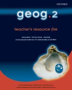 Geog.123: Geog.2: Teacher's Resource File & CD-ROM - RoseMarie Gallagher - cover