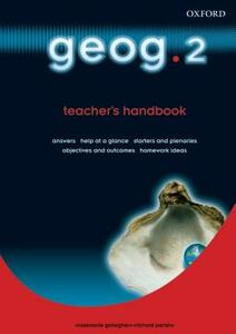 Geog.123: Geog.2: Teacher's Handbook - RoseMarie Gallagher,Richard Parish,Janet Williamson - cover