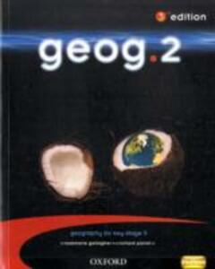 geog.2: students' book - RoseMarie Gallagher,Richard Parish - cover