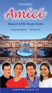 Amici: Edexcel GCSE Exam Guide - cover