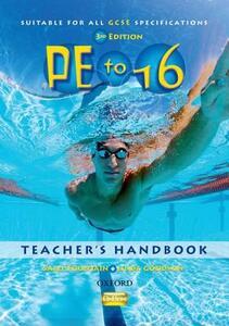 PE to 16 Teacher Handbook - Sally Fountain,Linda Goodwin - cover