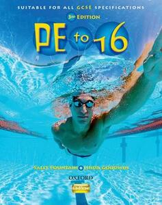PE to 16 Student Book - Sally Fountain,Linda Goodwin - cover