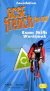 GCSE French for OCR Exam Skills Workbook Foundation - Daniele Bourdais,Sue Finnie - cover