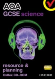 AQA GCSE Science Resources and Planning OxBox CD-ROM - cover