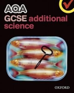 AQA GCSE Additional Science Student Book - Graham Bone,Simon Broadley,Philippa Gardom Hulme - cover