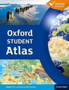Oxford Student Atlas 2012 - Patrick Wiegand - cover