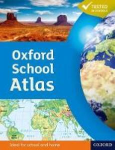 Oxford School Atlas - Patrick Wiegand - cover