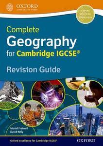 Complete geography for Cambridge IGCSE. Revision guide. Per le Scuole superiori. Con espansione online - cover