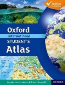 Oxford International Student's Atlas - Patrick Wiegand - cover