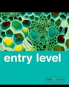 Entry Level Science Student Book - Nuffield/York - cover