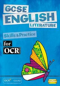 GCSE English Literature for OCR Skills and Practice Book - cover