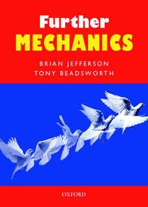 Further Mechanics - Brian Jefferson,Tony Beadsworth - cover