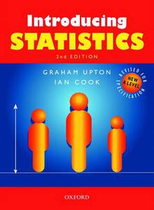 Introducing Statistics - Graham Upton,Ian Cook - cover