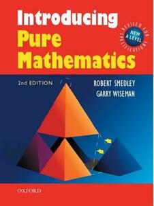 Introducing Pure Mathematics - Robert Smedley,Garry Wiseman - cover